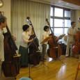 総合福祉施設「修徳」訪問演奏1